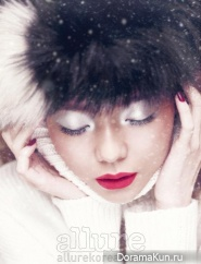 Esom для Allure January 2013