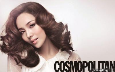 Eugene для Cosmopolitan Korea February 2012