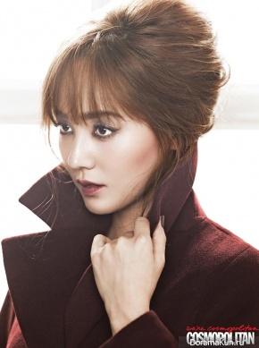 Eugene для Cosmopolitan Korea November 2013