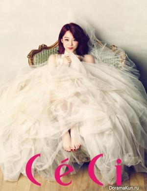 Sulli для CeCi Korea September 2013