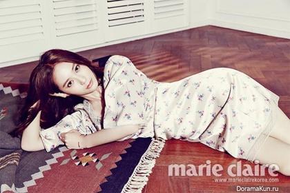 Krystal для Marie Claire Korea December 2013