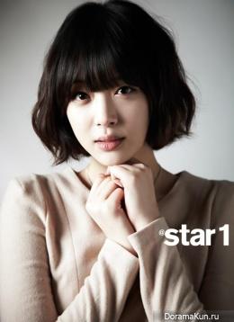 Sulli для @Star1 April 2013