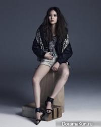 f(x) (Krystal) для Vogue April 2014