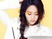 Krystal для Vogue March 2013