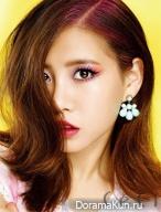 GLAM (Dahee) для CeCi August 2013