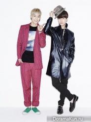 GOT7 для Oh Boy! Magazine Vol.47