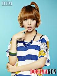 Girl's Day для HIM Magazine 2012