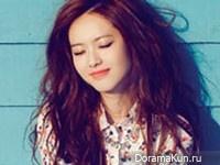 Go Ara для Cosmopolitan May 2013