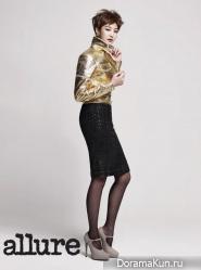 Go Joon Hee для Allure October 2012