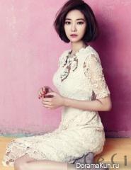 Go Joon Hee для CeCi July 2013