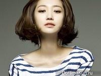 Go Joon Hee для Cine21 Magazine 2013