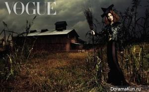 Go Joon Hee для Vogue November 2012