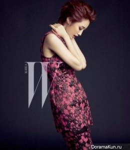 Go Joon Hee для W Korea November 2012