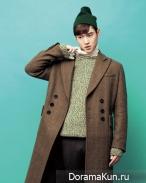 Go Kyung Pyo для Vogue Girl Korea November 2013