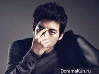Go Soo для GQ January 2013