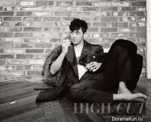 Go Soo для High Cut 2011