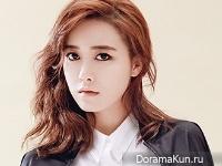 Goo Hye Sun для SURE April 2014