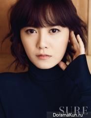 Goo Hye Sun для SURE November 2012