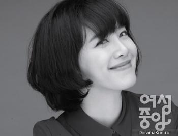 Goo Hye Sun для Women's Central September 2012