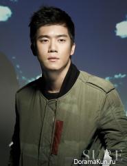 Ha Suk Jin для SURE November 2012