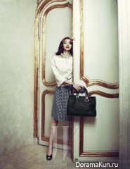 Han Chae Won для W Korea February 2012
