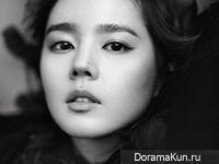 Han Ga In для Harper's Bazaar Korea November 2013 Extra