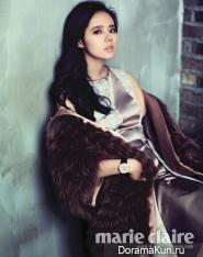Han Ga In для Marie Claire October 2012