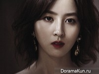 Han Hye Jin для Allure February 2013