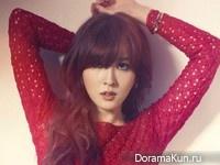 Han Hye Jin для Elle February 2013 Extra