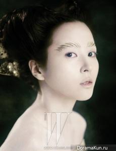 Han Hye Jin для W Korea January 2013
