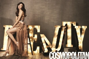Han Hyo Joo для Cosmopolitan Korea February 2012