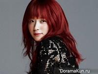 Han Hyo Joo для Elle January 2013
