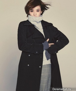 Han Hyo Joo для InStyle Korea September 2013