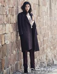 Han Hyo Joo для InStyle October 2012