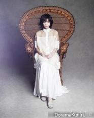 Han Hyo Joo для Marie Claire January 2013