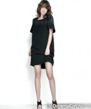 Han Hyo Joo для VIKI SS12 Catalog 2012