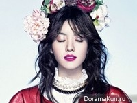 Han Hyo Joo для Vogue Girl March 2013 Extra
