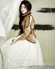 Han Hyo Joo для Vogue Korea September 2012
