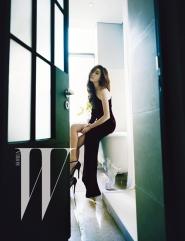 Han Hyo Joo, So Ji Sub для W Korea November 2011