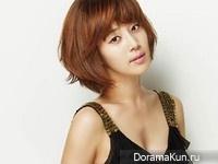 Han Ji Hye для SURE October 2012