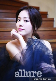 Han Ji Min для Allure February 2013