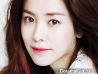 Han Ji Min для Elle February 2013