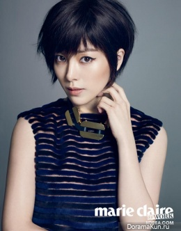 Han Ji Min для Marie Claire Korea May 2014