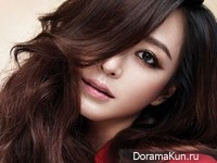 Han Ye Seul для Allure November 2012