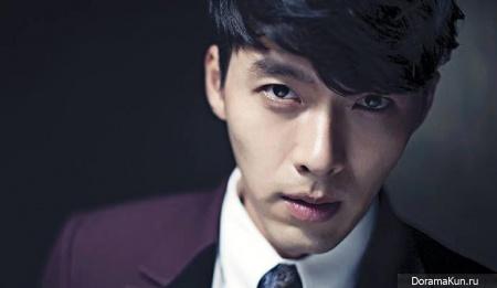 Hyun Bin для Cine21 No. 950