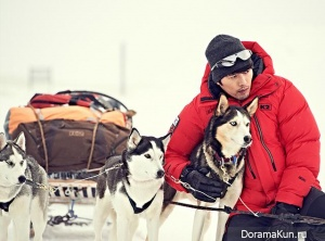 Hyun Bin для K2 F/W 2013 Ads