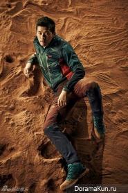 Hyun Bin для K2 Spring/Summer 2013 Ads