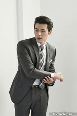 Hyun Bin для ROGATIS S/S 2014