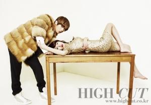 HyunA, Hyunseung для High Cut Vol. 67