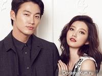 Im Joo Eun и др. для Cosmopolitan Korea December 2013